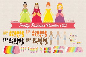 Pretty Princess Creator Kit