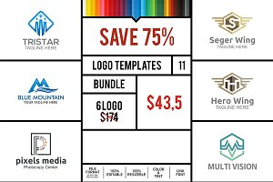 Logo Bundle #11