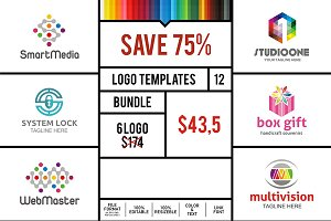 Logo Bundle #12
