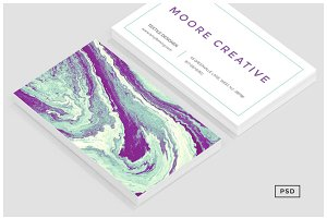 Charming Chaos Business Card