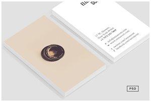 Snap Joy Business Card Template