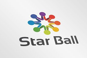 Star Ball - logo