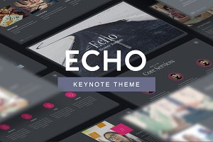 Echo - Keynote Template