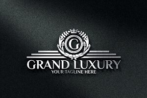 Grand Luxury / G Letter - Logo
