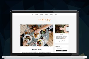 Liberty - Responsive Blog Theme