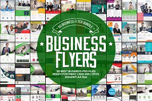 50 Latest Business Flyers Deal