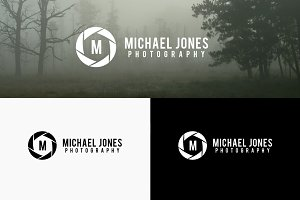 Photographer Logo Template