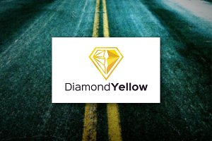 [68% off] Diamond Yellow Logo