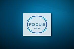 [68% off] Focus Point - Logo Design