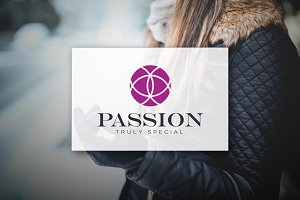[68% off] Passion - Logo Design