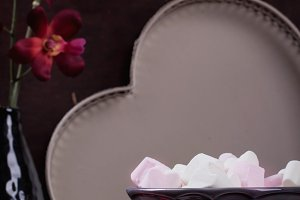 St Valentine's Marshmallows