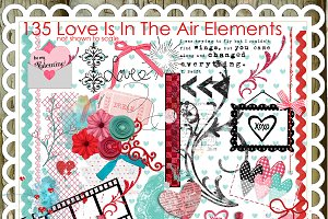 Love Is In The Air 135 Elements/Clip