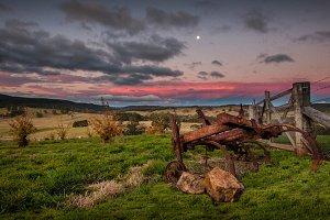 Rusty Sunset