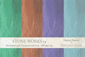 Stone Works 14 Digital Textures