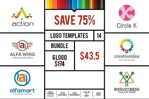 Logo Bundle #14
