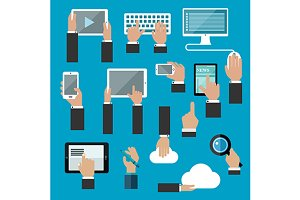 Digital devices and web technology