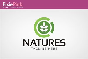 Natures Logo Template