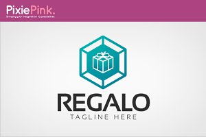 Regalo Logo Template