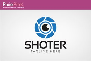 Shoter Logo Template
