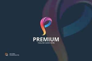 Premium / Letter P - Logo Template