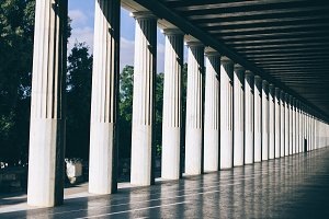 Greek Ancient Agora Museum