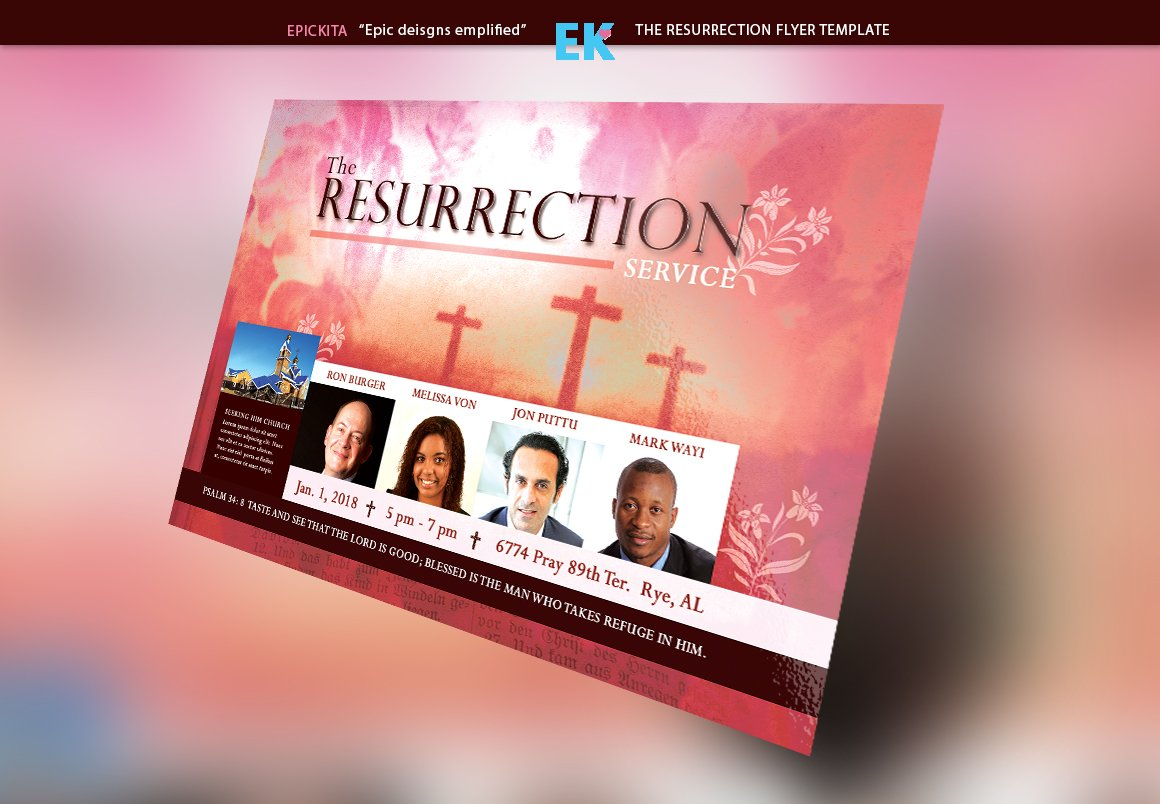 sunday flyer photos graphics fonts themes templates creative the resurrection flyer template