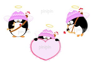 Cupid Penguins
