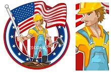 American Worker Labor Day Mayday