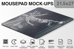 Mouse Pad Mockups - 21.5 x 27 - 3