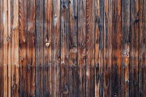 Wood plank wall texture