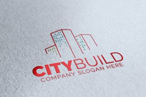 City Building V2 Logo