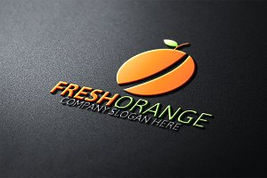 Fresh Orange Logo