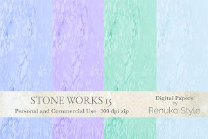 Stone Works 15 Digital Textures