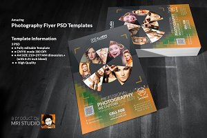 Amazing Photography Flyer Template