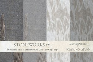 Stone Works 17 Digital Textures