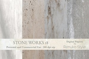 Stone Works 18 Digital Textures