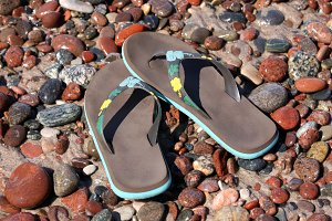 Pair of flip-flops
