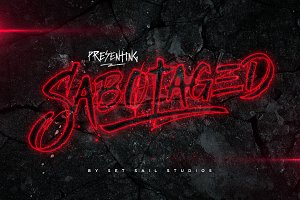 Sabotaged + Extras