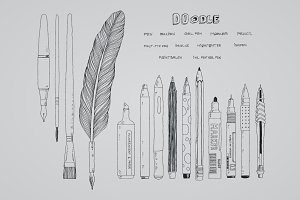 Stationery and Art Tools