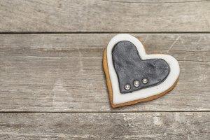 Valentine´s biscuit