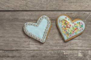 Valentine´s biscuits