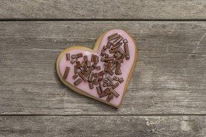 Valetine´s cookie