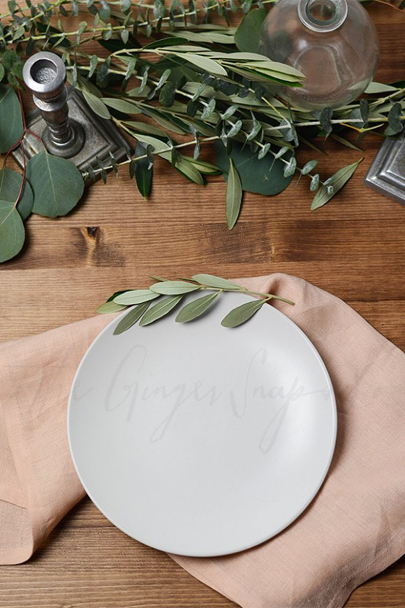 Styled Tabletop
