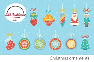 Christmas ornaments CL013