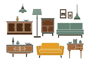 Furniture and interior accessories