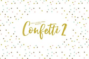 Confetti Brushes 2