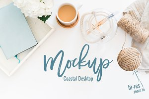 Styled Stock Photos | 2 Desktops