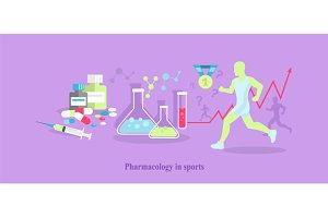 Pharmacology in Sport Icon