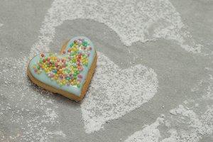 Valentine´s cookie