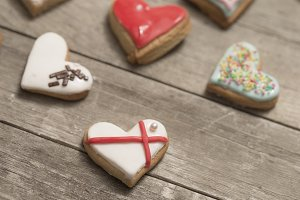 Valentine´s cookies